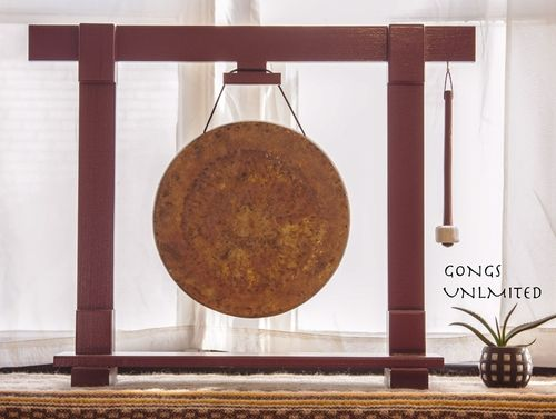 singing bowls and gongs